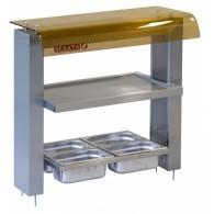 Стойка для столовых приборов и хлеба
