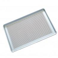 Лист пекарский перфорированный алюминий толщ.1мм 600X400X30