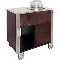 Прилавок для подогрева тарелок Metalcarrelli 6900.A14RAL