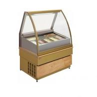 Витрина для мороженого UNIS Georgia III 1000 gold