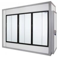 Камера холодильная Polair КХН-6,61 со стеклянным фронтом