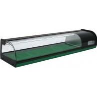 Настольная холодильная витрина Carboma ВХСв-1,0 суши-кейс