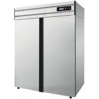 Шкаф холодильный Polair CB 114-G (ШН-1,4) нерж.