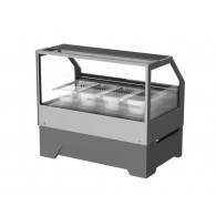 Настольная холодильная витрина для мороженого ВХН-0,9 Carboma Ice Cream