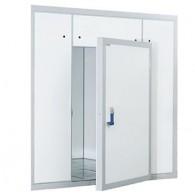Дверной блок Polair с контейнерной дверью
