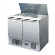 Стол охлаждаемый для салатов (саладетта) Cooleq S900 STD