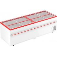 Бонета морозильная Frostor F 2500 B красная