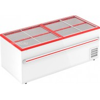 Бонета морозильная Frostor F 2000 B красная