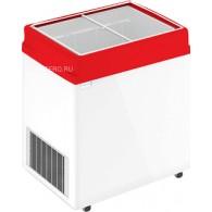 Ларь морозильный Frostor F 200 C красный