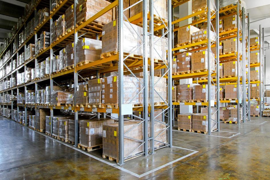 оборудование складских помещений